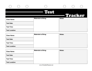 photograph relating to Grade Tracker Printable named College student Planner Web pages